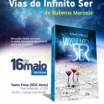 Rubenio Marcelo, lançará seu NOVO livro dia 16 de maio as 19:30 no Teatro Prosa (SESC Horto) Campo Grande /MS