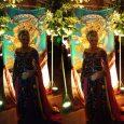 9ª MUMBAI-Cronista Social Jacira Leão promoveu a cultura Indiana