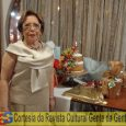 "Acadêmica de várias academias de Letras, Yaradir Sarmento, comemorou em grande estilo  ""in family""  no restaurante Maria Antonieta"