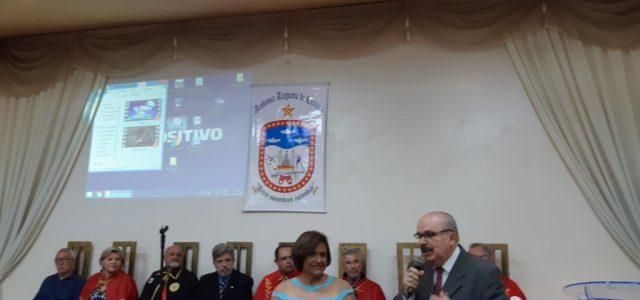 Festa das mais concorridas, em local escolhido Instituto Carlos Conce.  Varias autoridades da Cultura foram homenageadas