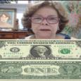 Muita magia impressa na nota de 1 dólar americano