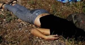 mulher morta