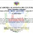Presidente da AAC-Academia Alagoana de Cultura e Diretoria, convidam para a festa de sue aniversário na cidade do Pilar
