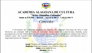 Convite AAC