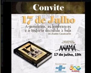 Livro de Joaldo Cavalcante